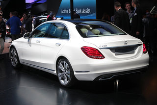 mercedes c class 2014 pictures and hands on image 20