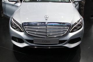 mercedes c class 2014 pictures and hands on image 21