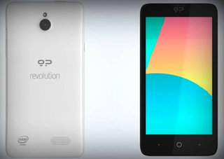 Geeksphone Revolution smartphone with dual-boot Android and Firefox OS spotted