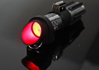 darth vader lightsaber usb charger makes the force strong with your phone image 2