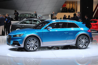audi allroad shooting brake concept pictures and hands on image 4