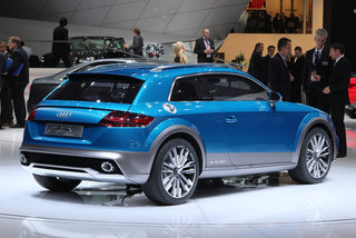 audi allroad shooting brake concept pictures and hands on image 7