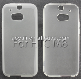 HTC One (M8) case leak shows fingerprint sensor