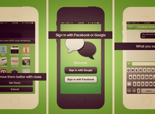 Backchat for iPhone app juggles anonymous messaging, social media, and gaming - and it was created by a teen