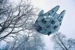 These Star Wars photos look real but they're actually just life-like images of toys