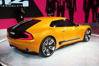 kia gt4 stinger concept korean manufacturer shows off gt muscle image 8