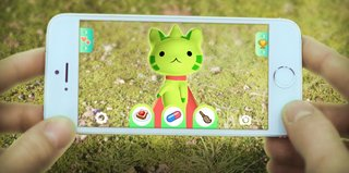 Animin, the augmented reality pet that brings Tamagotchi into the 21st century