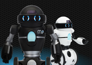 Wowwee MiP balancing robot wants to be your gesture-controlled friend