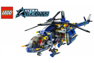 Lego relaunching Ultra Agents with AR app that brings your minifigs to life