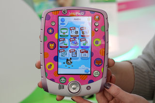 hands on leapfrog leappad 2 custom edition image 2