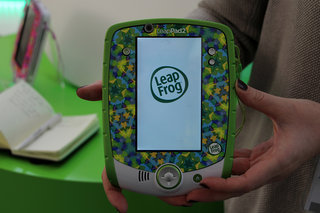 hands on leapfrog leappad 2 custom edition image 4