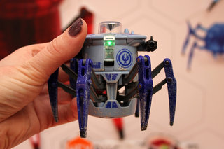 hands on hexbug battling spiders review video image 2