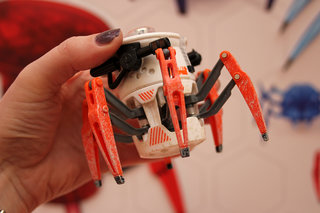 hands on hexbug battling spiders review video image 4