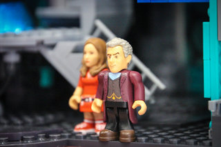 Want to add the 12th Doctor to your Character Building and Lego sets? Here he is