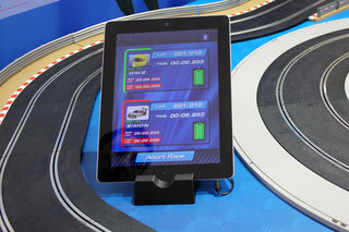 hands on scalextric rcs race control system review video  image 4