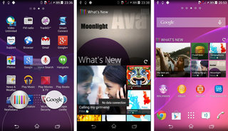 sony xperia z2 sirius kitkit user interface leaks 4k video usb dac support and more image 2
