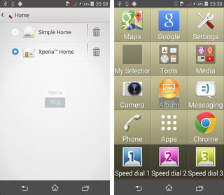 sony xperia z2 sirius kitkit user interface leaks 4k video usb dac support and more image 4