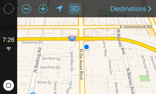 screenshots give closer look at apple s unreleased ios in the car image 4