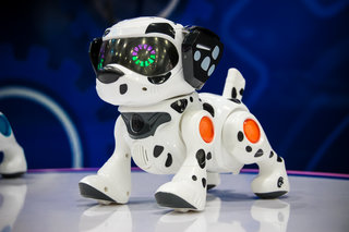 teksta t rex kitty and dalmation pictures and hands on the new robot pet range for 2014 video  image 13
