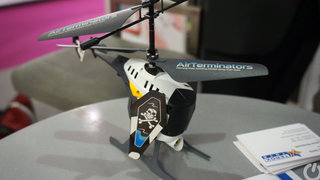 AirTerminators RC helicopters bring laser dog fights into your life (video)