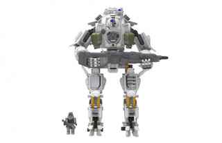 PS4 owners can play Titanfall after all, by buying the K'Nex Titanfall toys