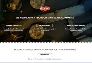 Dragon Innovation will give you $100,000 for a successful crowdfunded idea
