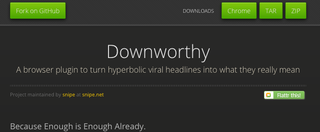 Website of the day: Downworthy