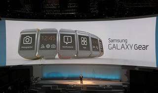 Samsung Galaxy Gear 2 said to launch with curved screen, new design