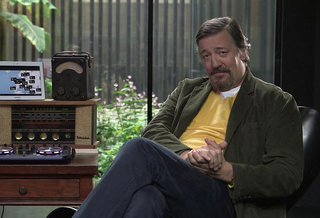Stephen Fry's is the first of many voices to be made immortal by Wikipedia