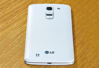 LG G Pro 2 leaked photo reveals rear volume and power buttons