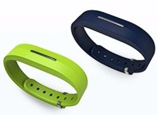 Toshiba Wristband Activity Monitor with Bluetooth 4.0 now available