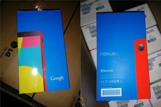 Red Nexus 5 said to launch on 4 February through Google Play