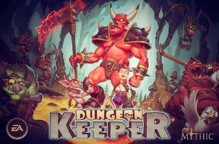Classic 90s game Dungeon Keeper releases for iOS and Android with 'twisted' take