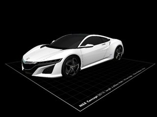 3D print your own car, as long as it's a Honda concept