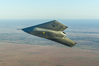 Taranis unmanned stealth fighter completes test flights, next generation could 'strike with precision'