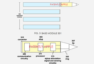 apple ipen patents suggest projector camera laser and recorder modules image 2