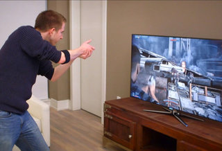 Myo Armband and Oculus Rift to usher in immersive gesture-controlled gaming future