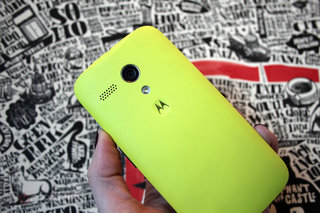 Motorola Moto G is just £100 at Vodafone UK with Pay as you go