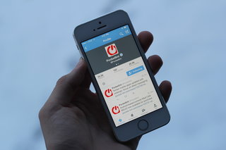 What desktop version? 76 per cent of Twitter users use on the go