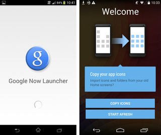 what is the google experience launcher and why has its name changed to google now launcher  image 4