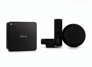 Google Chromebox for meetings bundle takes on video conferencing in US for $999, expect UK version soon