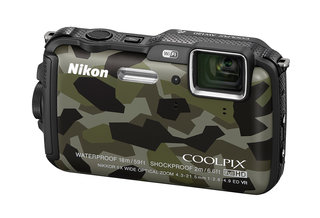 Nikon Coolpix AW120 is the tough camera that will go anywhere