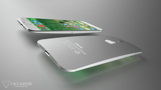 iphone 6 concepts show big screen with curved back and htc one style camera image 2