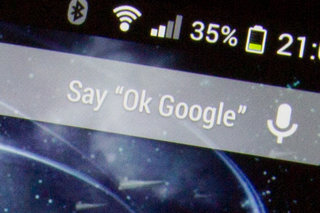 Google Search update enables Ok Google in UK and Canada, enhanced time-to-leave options