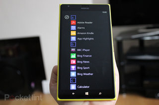 Windows Phone 8.1 leak shows notification centre for first time