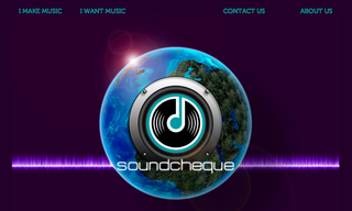 Website of the day: Soundcheque
