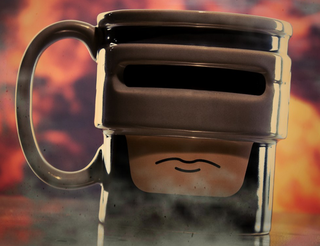 'Half man, half mug' Robocup lands ahead of RoboCop remake premiere - will serve hot drinks and fight crime