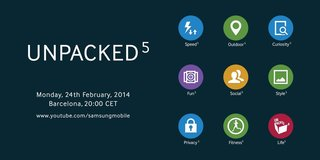 samsung unpacked 5 live stream invite teases new touchwiz design for galaxy s5 image 2