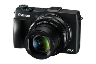 Canon PowerShot G1 X Mark II aims for DLSR quality from a compact body