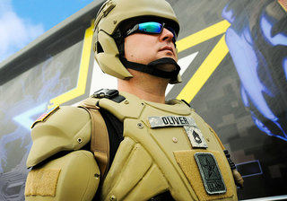 TALOS military exoskeleton given go-ahead for trials: Master Chief anybody?
